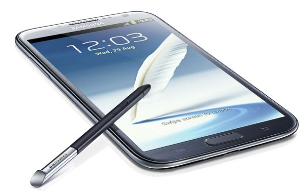Bug alla sicurezza per Samsung Galaxy Note 2