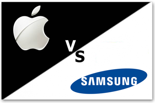 Apple iPhone vs Samsung Galaxy