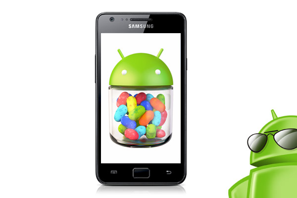 Samsung Galaxy S : Android Jelly Bean per I9000 (guida)