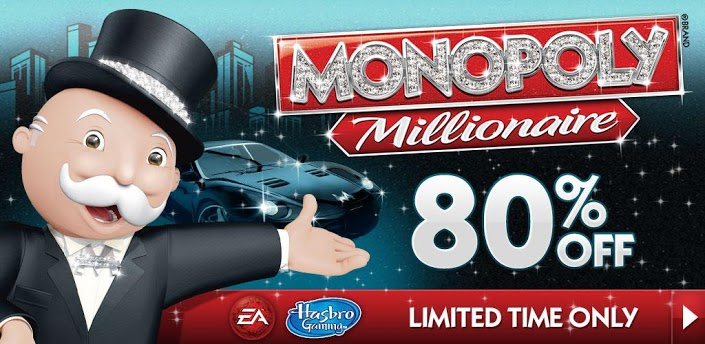 monopoly millionaire su android
