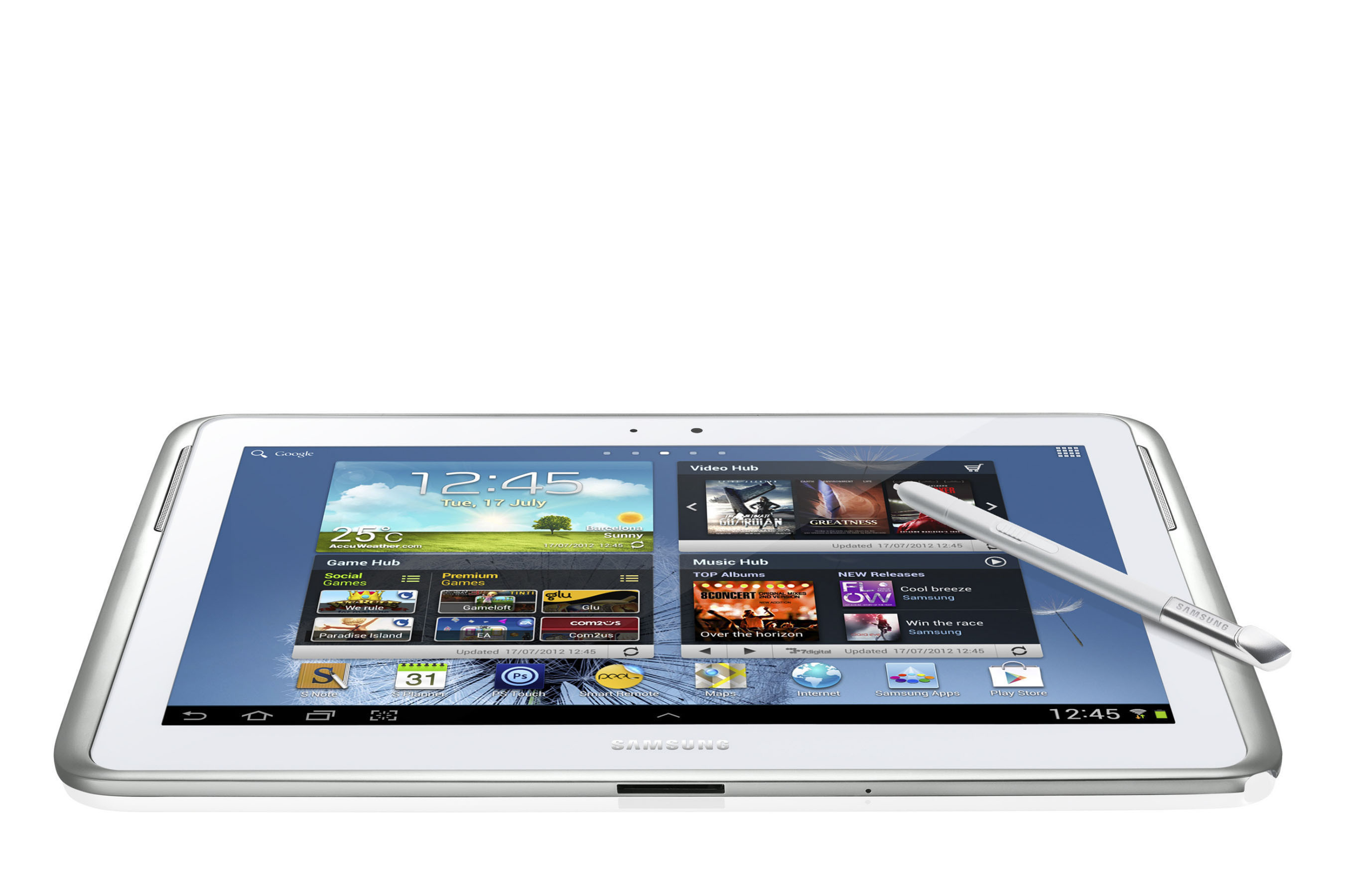 Nuovo tablet da 8 pollici Full HD per Samsung?