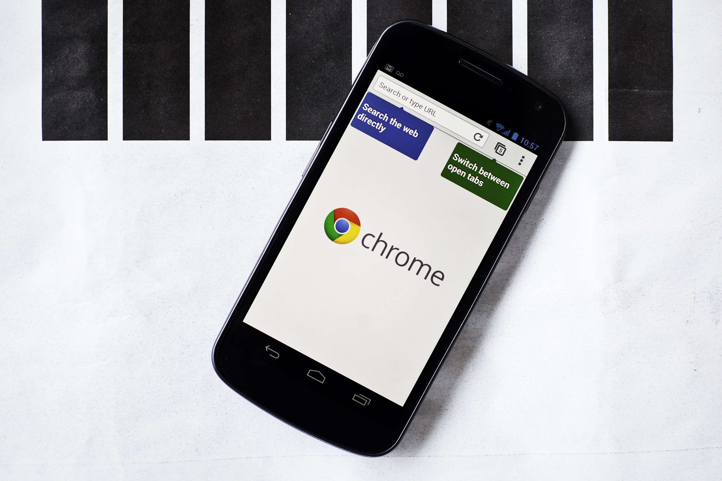Chrome per Android