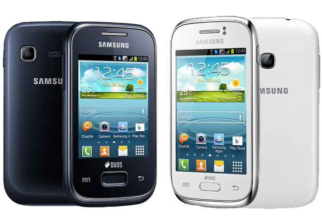 Samsung Galaxy Young e Galaxy Y Plus
