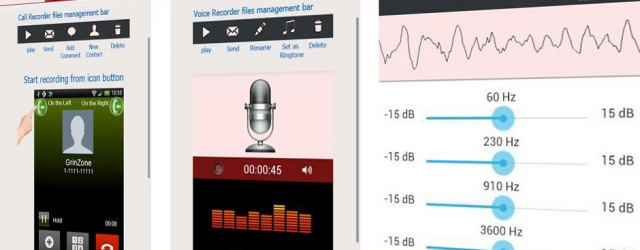 Come registrare le chiamate su Android con Mp3 incall recorder & voice
