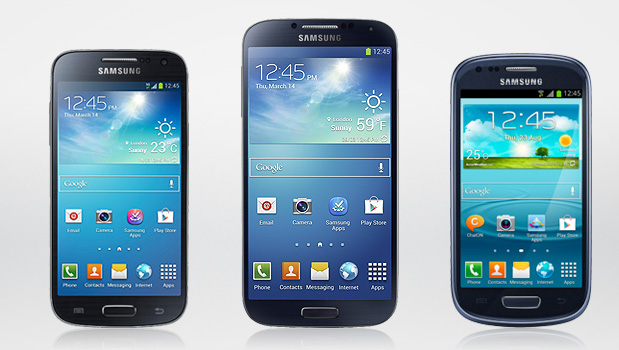 Samsung Galaxy S4 mini: il confronto con Galaxy S4 e Galaxy S3 mini