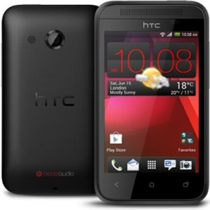 HTC Desire 200 smartphone Android