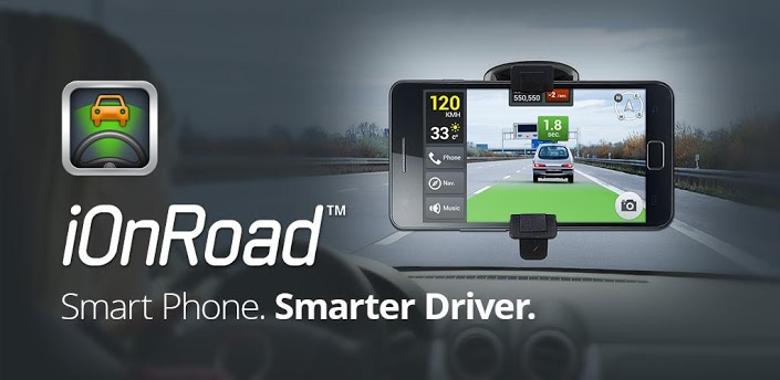 App Android sicurezza stradale: iOnRoad Augmented Driving