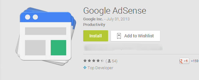 Google AdSense Android Apps on Google Play