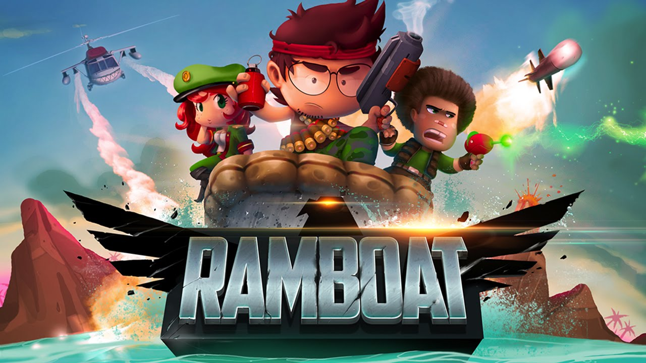 Ramboat: Hero Shooting Game è arrivato sul Play Store