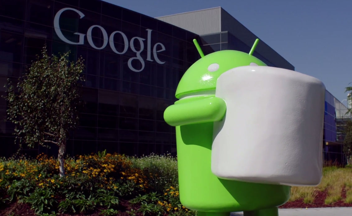 Android Marshmallow 6.0.1