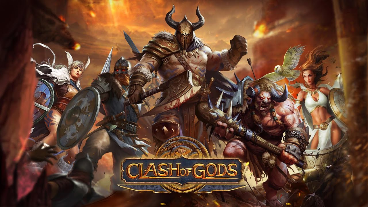 Clash of Gods