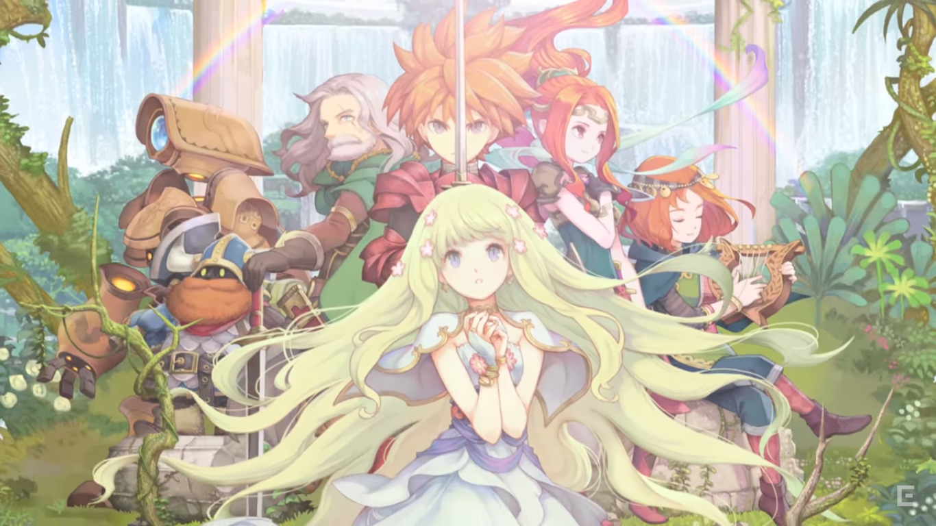 Adventures of Mana è arrivato sul Play Store a 14 dollari