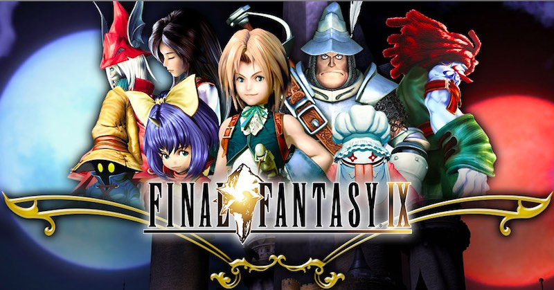 Final Fantasy IX disponibile sul Play Store