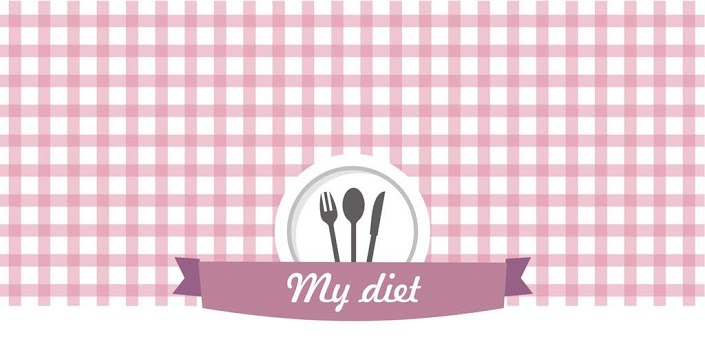 My diet-Lady