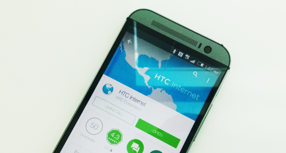 Sul Play Store arriva HTC Internet